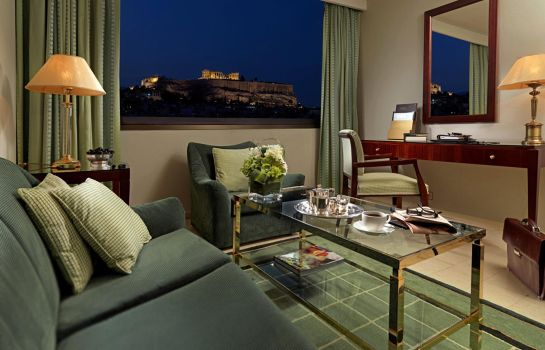 Suite InterContinental Hotels ATHENAEUM ATHENS