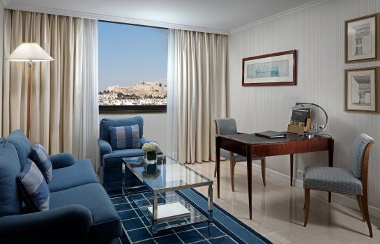Kamers InterContinental Hotels ATHENAEUM ATHENS
