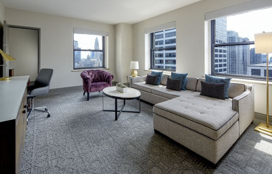 Suite InterContinental Hotels CHICAGO MAGNIFICENT MILE