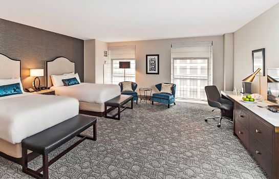 Chambre InterContinental Hotels CHICAGO MAGNIFICENT MILE
