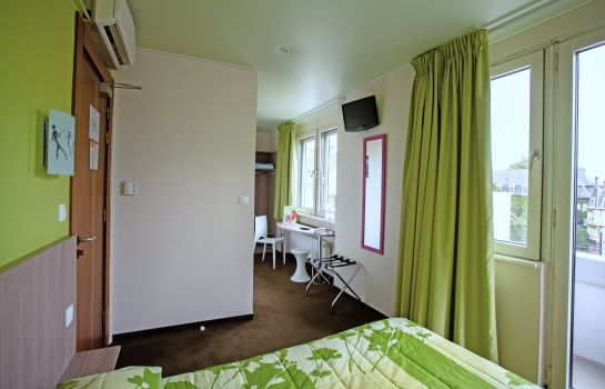 Chambre double (confort) INTER-HOTEL Mulhouse Salvator
