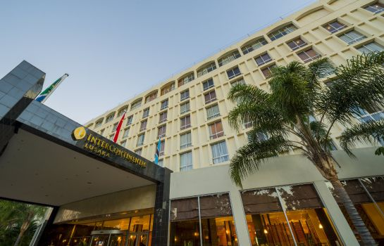 Exterior view InterContinental Hotels LUSAKA