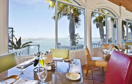 Restaurante InterContinental Hotels MIAMI
