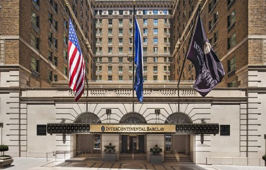 Vista exterior InterContinental Hotels NEW YORK BARCLAY