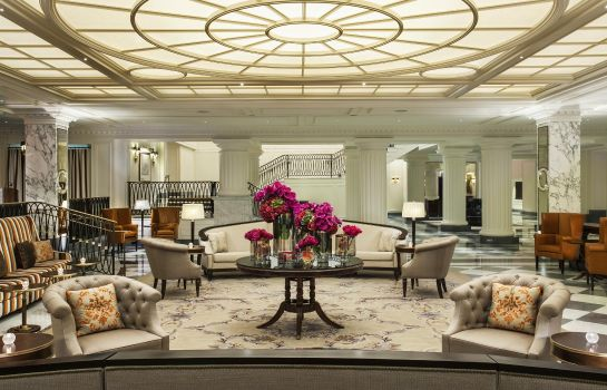 Vestíbulo del hotel InterContinental Hotels NEW YORK BARCLAY