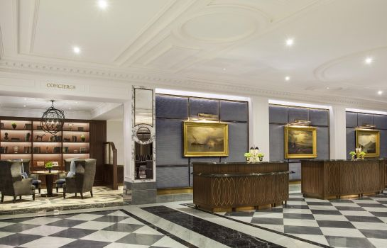 Hall InterContinental Hotels NEW YORK BARCLAY