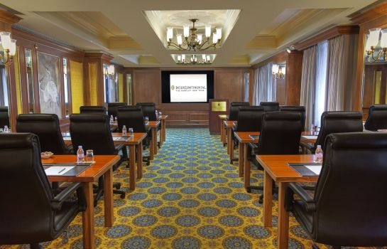 Conference room InterContinental Hotels NEW YORK BARCLAY