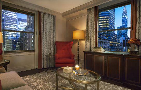 Habitación InterContinental Hotels NEW YORK BARCLAY