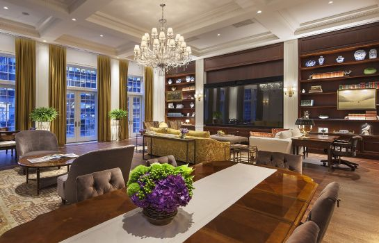 Zimmer InterContinental Hotels NEW YORK BARCLAY