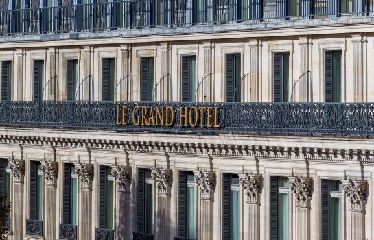 Buitenaanzicht InterContinental Hotels PARIS - LE GRAND