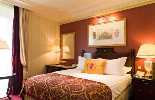Kamers InterContinental Hotels PARIS - LE GRAND