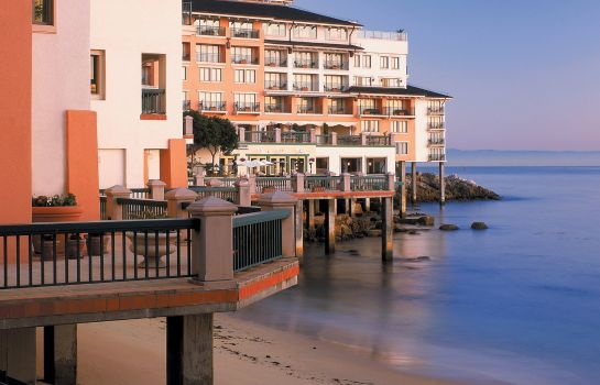 Buitenaanzicht Monterey Plaza Hotel and Spa