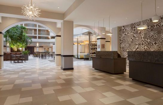 Lobby Embassy Suites by Hilton Jacksonville Baymeadows