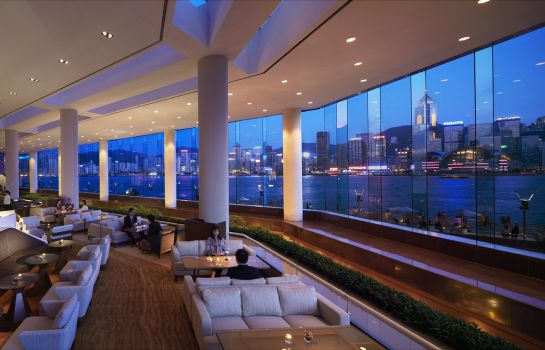 Hotel bar InterContinental Hotels HONG KONG
