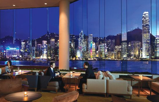 Lobby InterContinental Hotels HONG KONG