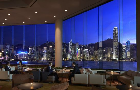 Hotelhalle InterContinental Hotels HONG KONG
