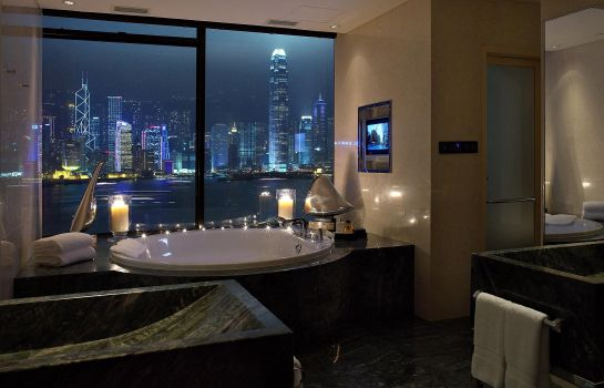 Zimmer InterContinental Hotels HONG KONG