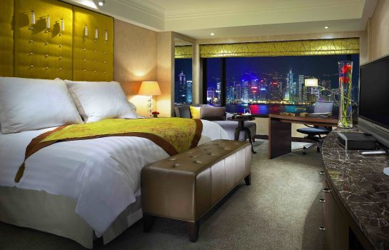 Room InterContinental Hotels HONG KONG
