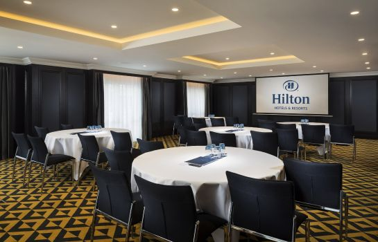 Conference room Hilton Vienna Plaza