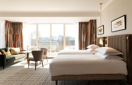 Junior-suite Hilton Amsterdam