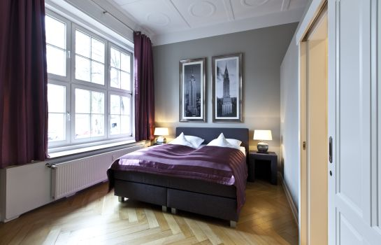 Suite Wagner im Dammtor Palais