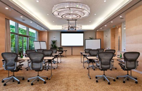 Conference room Hilton Singapore