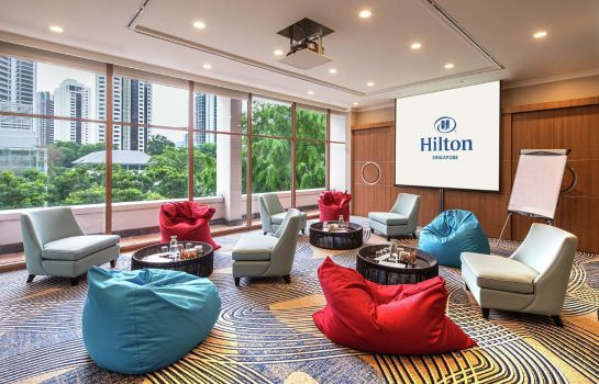 Hotel Hilton Singapore – Great prices at HOTEL INFO