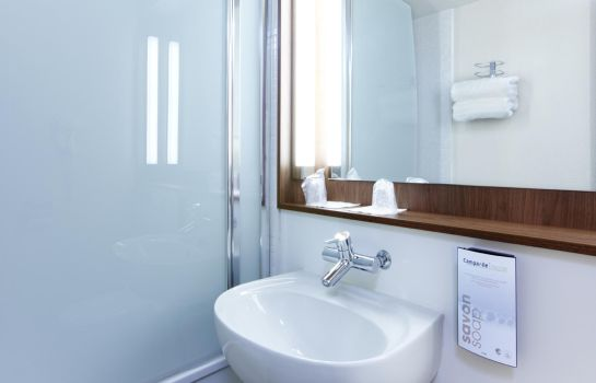Bagno in camera Campanile - Tours - Joue-les-Tours