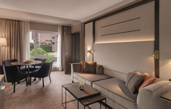 Suite Hilton Munich City