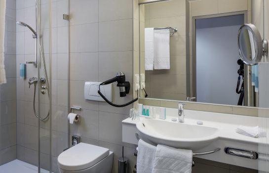 Badezimmer Austria Trend Hotel Europa Salzburg