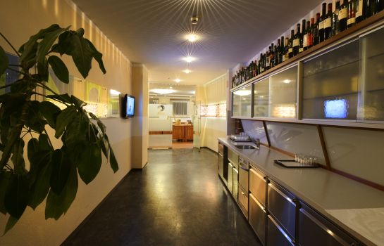 Hotel kitchen City