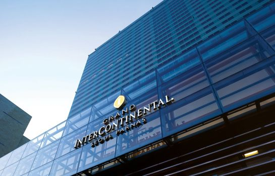 Außenansicht InterContinental Hotels GRAND SEOUL PARNAS