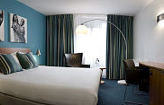 Double room (standard) Inntel Hotels Amsterdam Centre