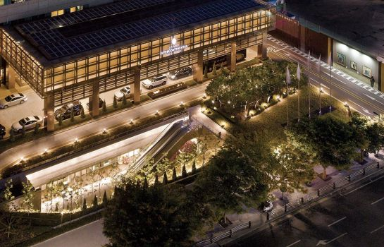 Vista esterna InterContinental Hotels GRAND SEOUL PARNAS