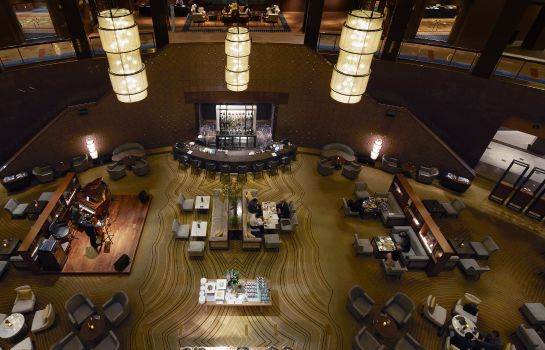 Hotel bar InterContinental Hotels GRAND SEOUL PARNAS