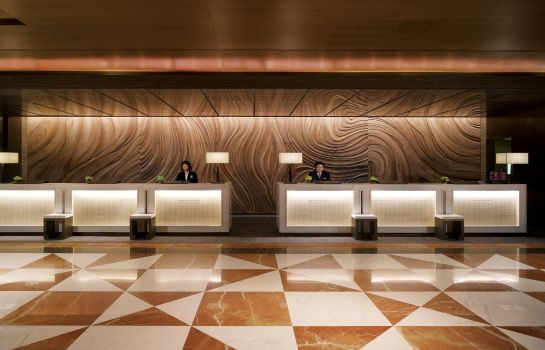 Hotelhalle InterContinental Hotels GRAND SEOUL PARNAS