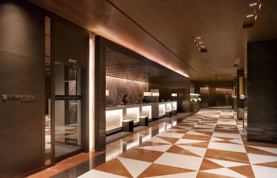 Lobby InterContinental Hotels GRAND SEOUL PARNAS