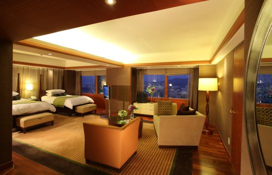 Suite InterContinental GRAND SEOUL PARNAS