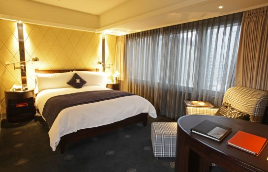 Chambre InterContinental Hotels GRAND SEOUL PARNAS