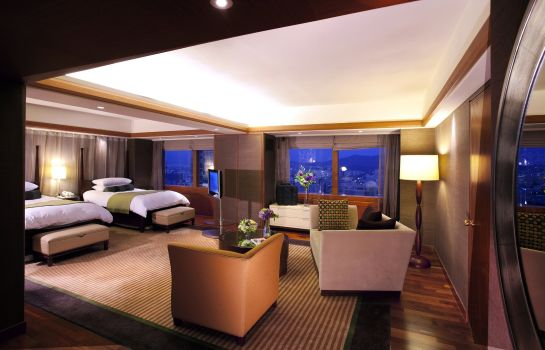 Room InterContinental Hotels GRAND SEOUL PARNAS