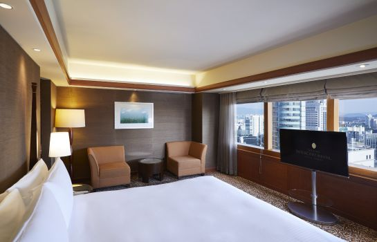 Zimmer InterContinental Hotels GRAND SEOUL PARNAS