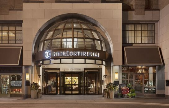 Vista esterna InterContinental Hotels TORONTO YORKVILLE