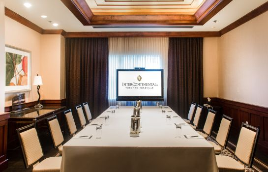 Sala congressi InterContinental Hotels TORONTO YORKVILLE