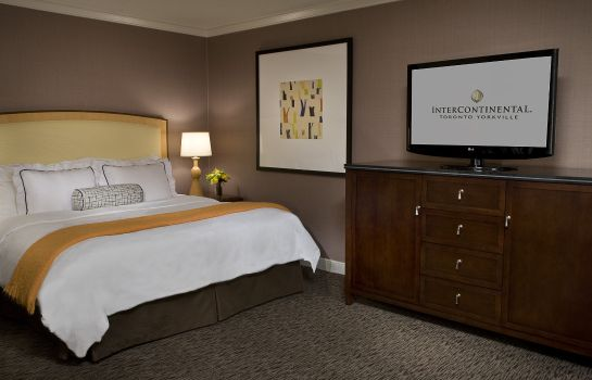 Zimmer InterContinental Hotels TORONTO YORKVILLE