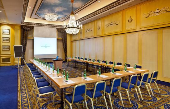 Conference room InterContinental Hotels VIENNA