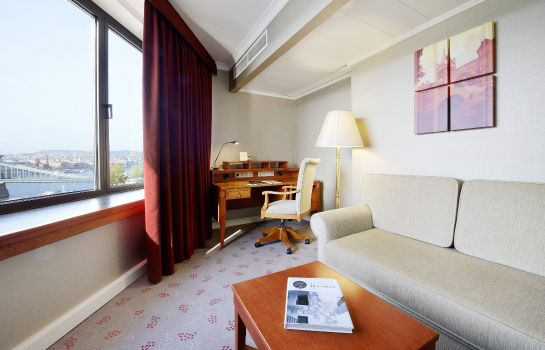 Suite InterContinental Hotels BUDAPEST