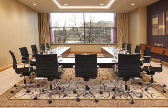 Conference room InterContinental Hotels BUDAPEST