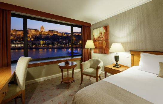 Camera InterContinental BUDAPEST