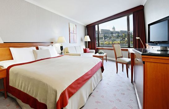 Chambre InterContinental Hotels BUDAPEST