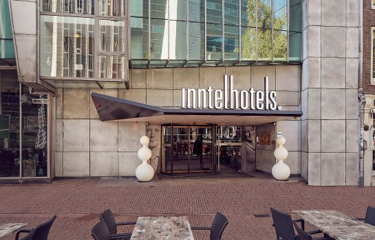 Exterior view Inntel Hotels Amsterdam Centre